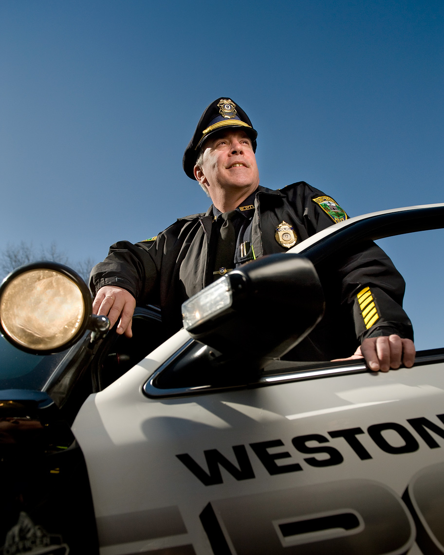 Chief of Police in Weston, MA